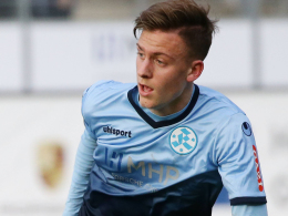 Meiser wird Profi bei den Stuttgarter Kickers
