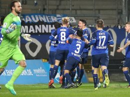 3:0 gegen die Kickers: Waldhof unterstreicht Ambitionen!