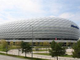 Bayern II gegen 1860 in der Allianz Arena