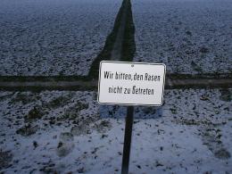 Wintereinbruch in Bayern: Nachholspiele erneut abgesagt