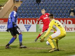 Sieg beim FSV: Offenbacher Kickers festigen Rang zwei