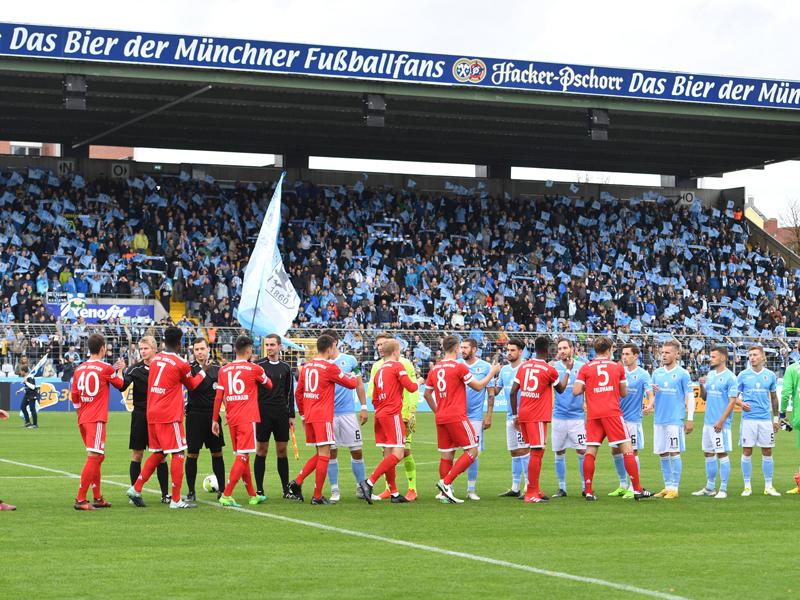 Nach Fan-Protesten Derby jetzt doch wieder im Grünwalder Stadion