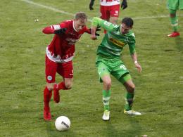 Mönchengladbach II: Auch Ferlings verlängert