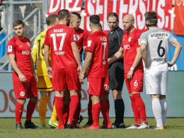 Offenbach holt Punkt in Unterzahl - Rapp fehlt zweimal
