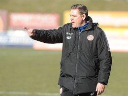 U 23: Mainz 05 trennt sich von Trainer Kunert
