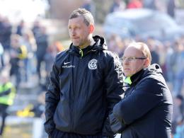 Auerbach und Trainer Hiemisch gehen getrennte Wege