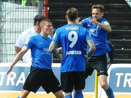 2:0 gegen den OFC: Saarbrücken in Aufstiegsrelegation