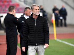 FSV Frankfurt verlängert mit Trainer Conrad
