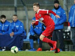 Flügelspieler Schmitt wechselt von Worms nach Aachen