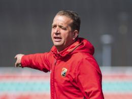 Halberstadt: Dentz löst Coach Petersen ab