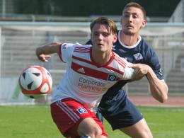 Wolfsburg II gegen BTSV II - Knöll trifft zum HSV-Sieg