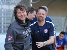 Uerdingen ist Meister - HSV II verliert Platz eins