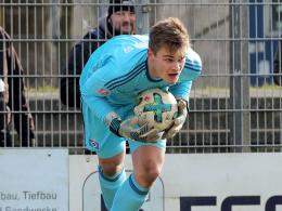 HSV II-Keeper Behrens:
