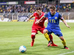 Lok Leipzig verpflichtet Urban und Wenzel