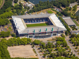 Aufstiegsspiel: Uerdingen weicht nach Duisburg aus