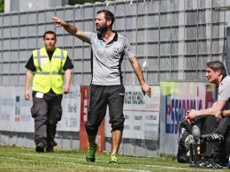 Stuttgart: Flitsch übernimmt bei den Kickers