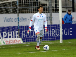 Elversberg verpflichtet Hoffenheim-Keeper Draband