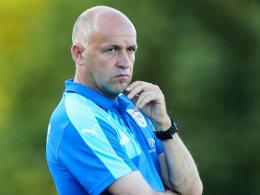 Bayreuth wechselt vor der Relegation den Trainer