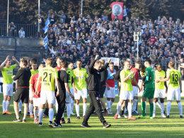 Keine Pokalübergabe: Babelsberg entschuldigt sich