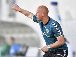 Neuausrichtung: Rost nicht mehr Trainer von Fürths U23