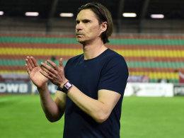 Brdaric neuer Trainer bei Rot-Weiß Erfurt