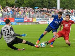 Mit Bayreuth und Memmingen: Regionalliga Bayern ist komplett