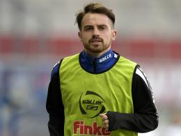 Itter wechselt zum Chemnitzer FC