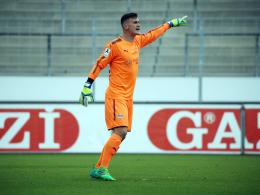 Stuttgarter Kickers holen Castellucci vom VfB