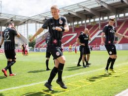 Spielplan im Südwesten: Offenbach und Elversberg eröffnen