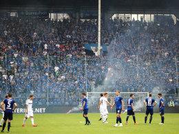 Nach Spielabbruch: Drei Punkte Abzug für Mannheim