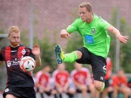 Saisonauftakt und Pokalspiel: Vorfreude in Ulm