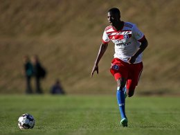 Not-Operation bei HSV-Talent Opoku
