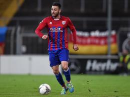 Nach Verletzungsmisere: Erfurt verpflichtet Pino Tellez