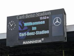 Regenchaos: Kickers-Gastspiel in Mannheim abgesagt