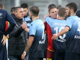 Kickers-Auswärtspartie in Mannheim neu terminiert