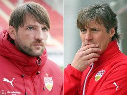 VfB II: Gunkel muss gehen - Thomae kehrt zurück