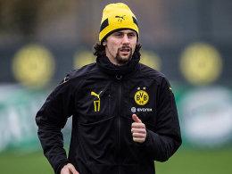 Subotic: Comeback in U 23 gegen Rödinghausen