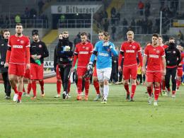 Siegen verliert in Aachen -