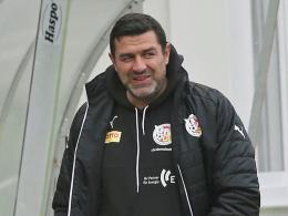 Hildesheim-Coach Block sieht Aufgaben gemeistert