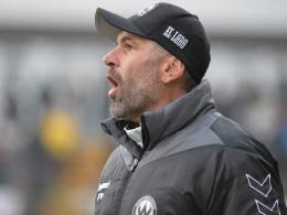 Burghausen: Abschied von Profifußball und Wolf?
