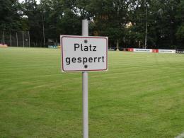 Weitere Spielabsage: Kein Fußball in Nordhausen