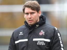 Kölns U 21: Helmes neuer Chefcoach