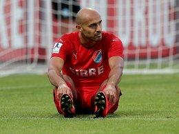 Jovanovic stürmt nicht mehr für Steinbach