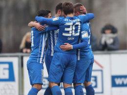 Ansetzungen der Regionalliga Nord: Nur die Runden 30 bis 32 fehlen