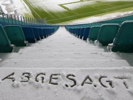 Sicherheitsbedenken: Leipzig-II-Spiel fällt aus