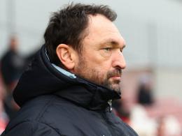 Cottbus' Trainer Wollitz ruft zum Streik auf