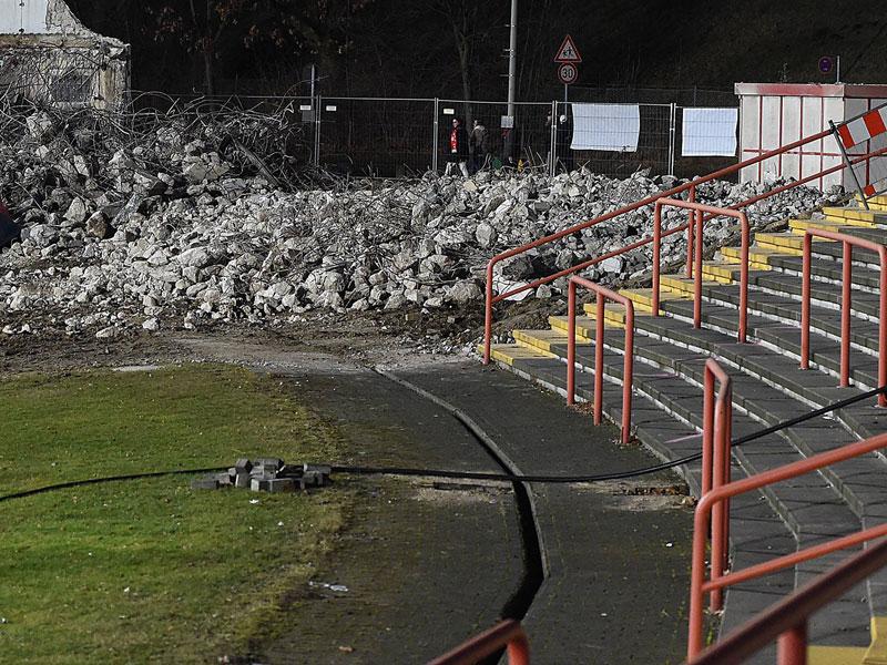 RWO gegen BVB U 23 aus Sicherheitsgründen verlegt