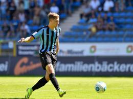 SV Waldhof: Hebisch warnt vor Gegner Steinbach