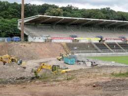 Saarbrücken: Neues Stadion mit nur drei Tribünen?