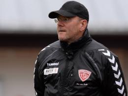 Buchbach: Trainerteam verlängert bis 2018
